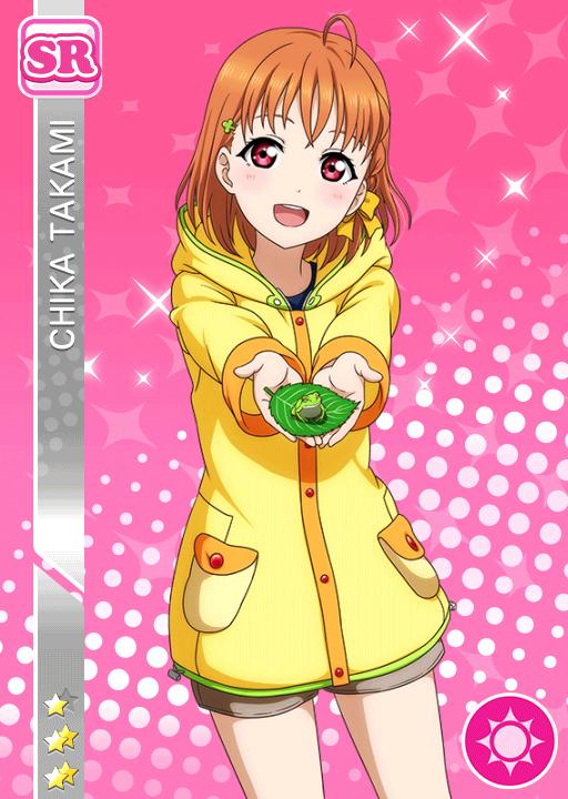 Cards 894 Chika Takami Sr Llsif En